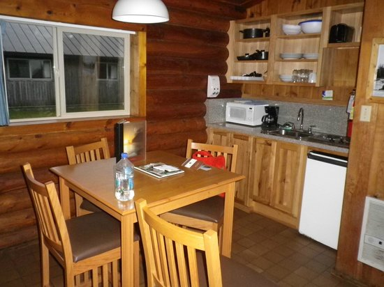 Kalaloch Lodge in Olympic National Park: cabin