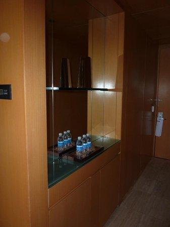 Grand Hyatt Sao Paulo: Bar in entry way
