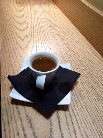 Carpo Piccadilly: beautiful coffee