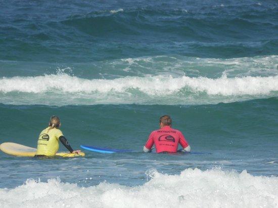 Smart Surf School: Board Control