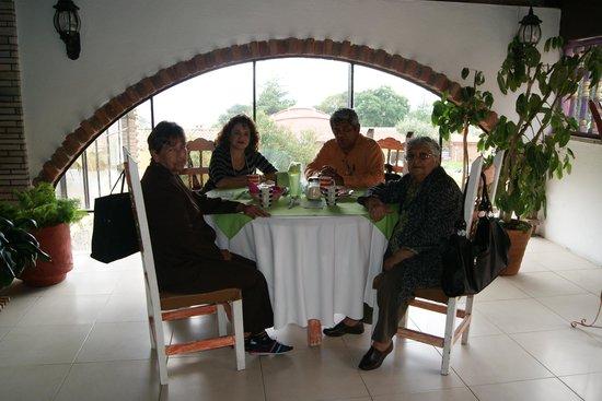 Hotel Villa de la Plata: RESTAURANTE