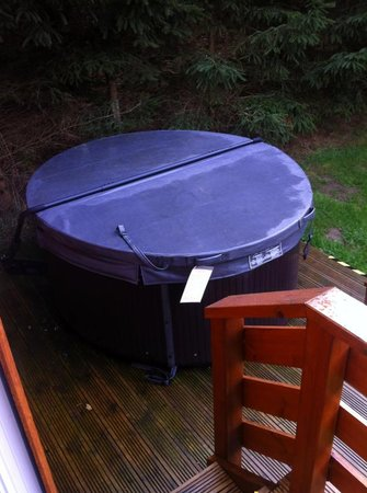 Beaconsfield Holiday Park: Hot Tub