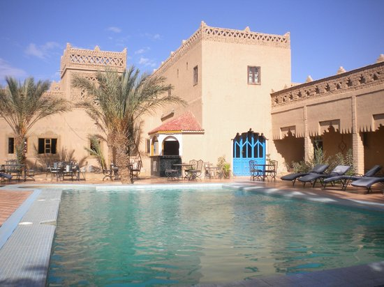 Kasbah Le Touareg: Pool