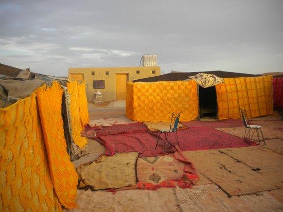 Kasbah Le Touareg: Biwak