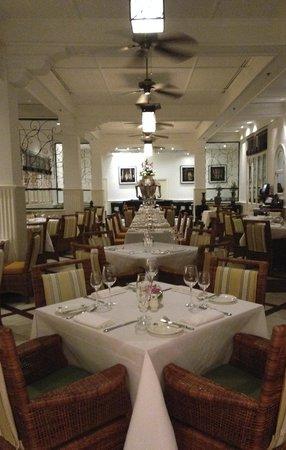 Raffles Grand Hotel d'Angkor: Restaurant