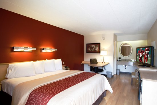 Red Roof Inn Utica Ny Hotel Reviews Tripadvisor