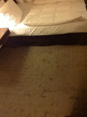 Ramada Nuernberg Parkhotel : Teppich