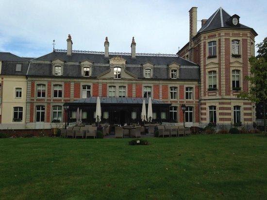 Le Château de Beaulieu: chateau