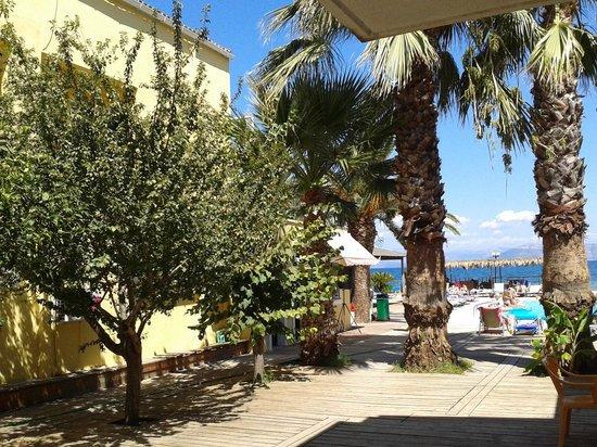 Odysseus & Agnes Apartments: Agnes studios Kavos