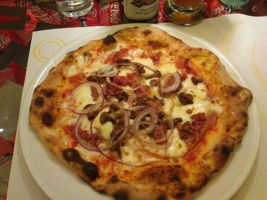 Da Salvatore: Pizza