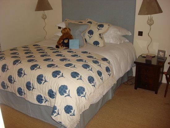 The Swan Hotel : Bedroom