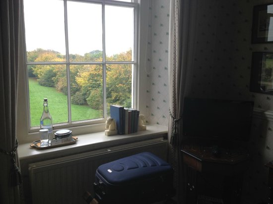 Middlethorpe Hall & Spa: View from room 6