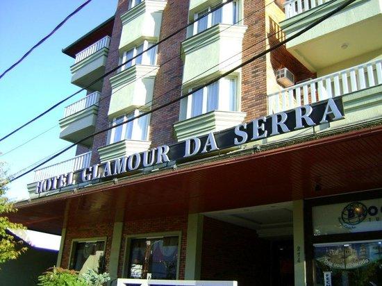 Glamour da Serra : Fachada do Hotel