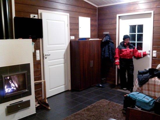 Nellim Wilderness Hotel: Cabin