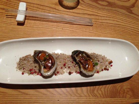 Morimoto: Menú de degustación