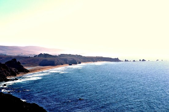 Ragged Point: amazing views