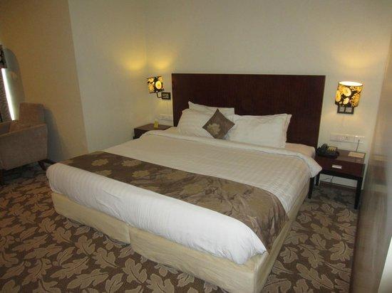 Keys Hotel The Aures : Bed