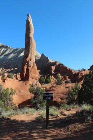 Kodachrome Basin State Park: hike