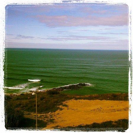 The Wave Beach 'n' Surf Hostel: quando se acorda a visão é esta!!