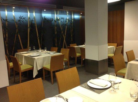 Restaurante Succo : Vista del restaurante vacío