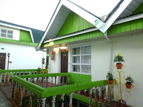 Darjeeling - Khush Alaya, A Sterling Holidays Resort: Entrance of apartment