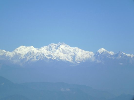 Darjeeling - Khush Alaya, A Sterling Holidays Resort: View from adjacent open space