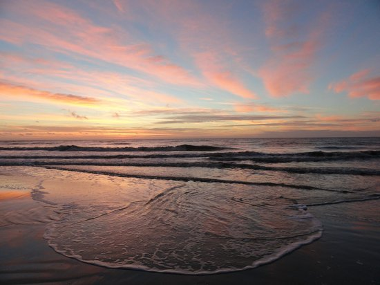 The Lodge on Little St. Simons Island: Sunrise at Main Beach