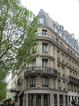 Royal Hotel Paris Champs Elysees : Η φωνία του ξενοδοχείου
