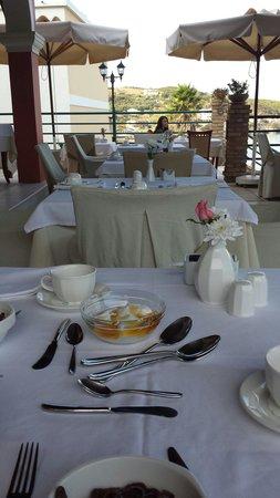 Delfino Blu Boutique Hotel: Blissful Breakfasts