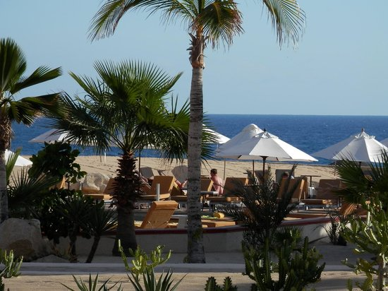 Solmar Resort: view from our patio