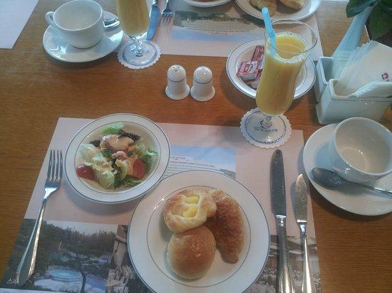 The-K Gyeongju Hotel: Frühstück Teil 1