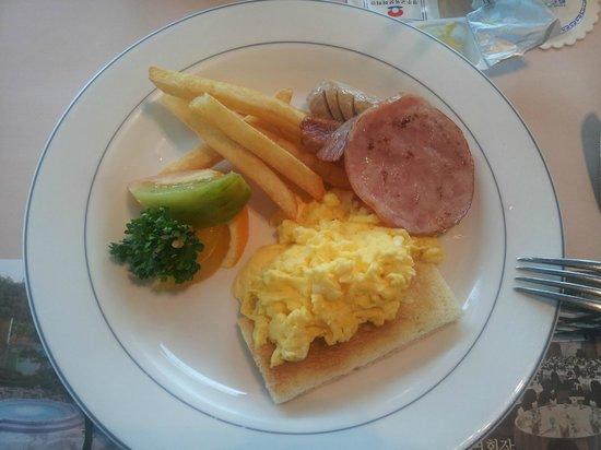 "The-K Gyeongju Hotel: ""Frühstück"" Teil 2"