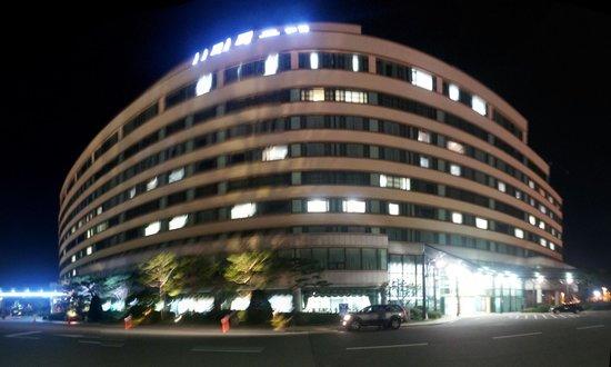The-K Gyeongju Hotel: Außenansicht Hotel