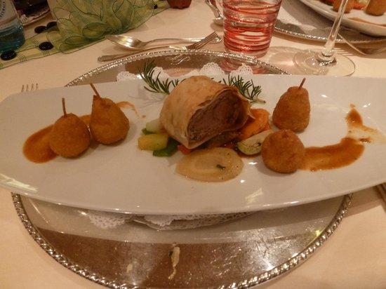 Ansitz Plantitscherhof: Culinair genieten
