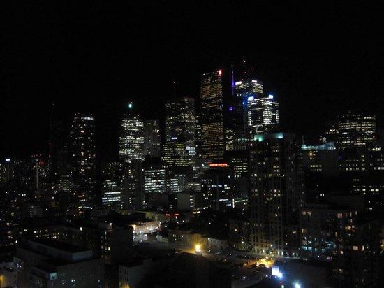 Grand Hotel & Suites: vue du toit la nuit