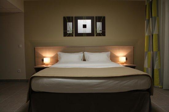 Hotel Occitan : chambre double