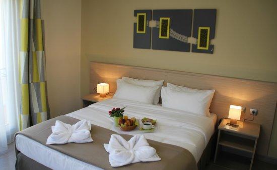 Hotel Occitan: chambre double