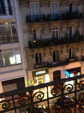 Grand Hotel Grenoble Centre : View