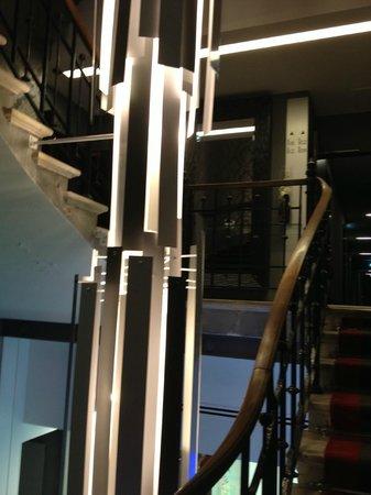 Grand Hotel Grenoble Centre : Details
