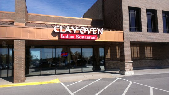 Clay Oven Indian Restaurant Front Of