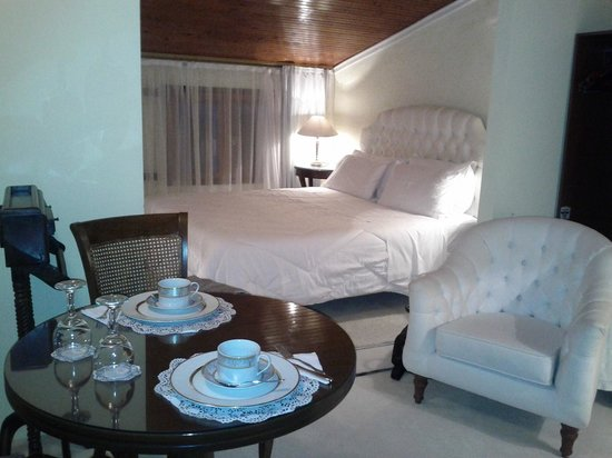 Winter (room name)! - Picture of Four Seasons Pension