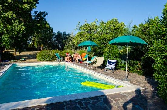 Castellare di Tonda Resort & Spa: piscine