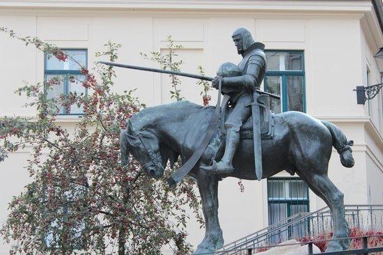 Estatua de S. Jorge