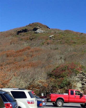 Views From Craggy Point Picture Of Craggy Gardens Asheville Tripadvisor
