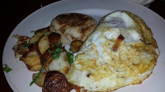 Noah's Restaurant : 3 egg omelette