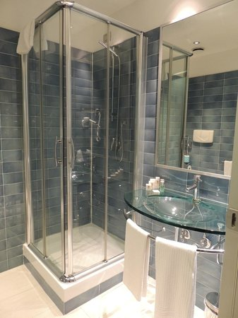 All Time Relais & Sport Hotel : bagno 2