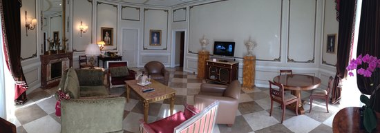 The Westin Excelsior, Rome : Veneto Suite