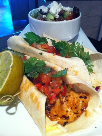 DJ Purdy's Lounge : Our Popular Fish Tacos