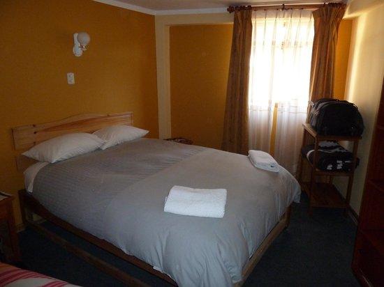 Morales Guesthouse: la nostra stanza