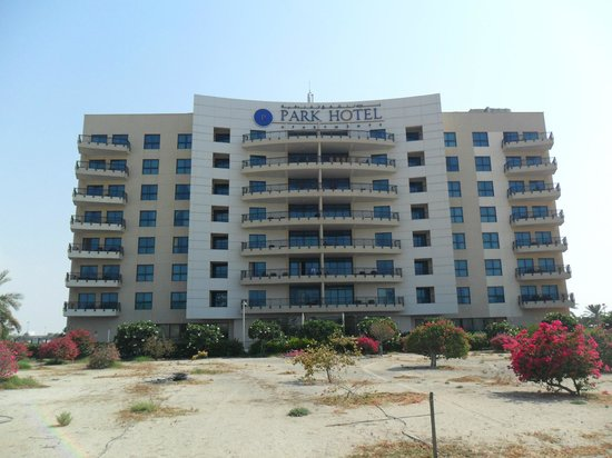 Park Hotel Apartments : Front